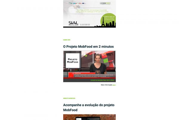 Newsletter nº 1 | MobFood na SIAL Paris – Visite-nos!